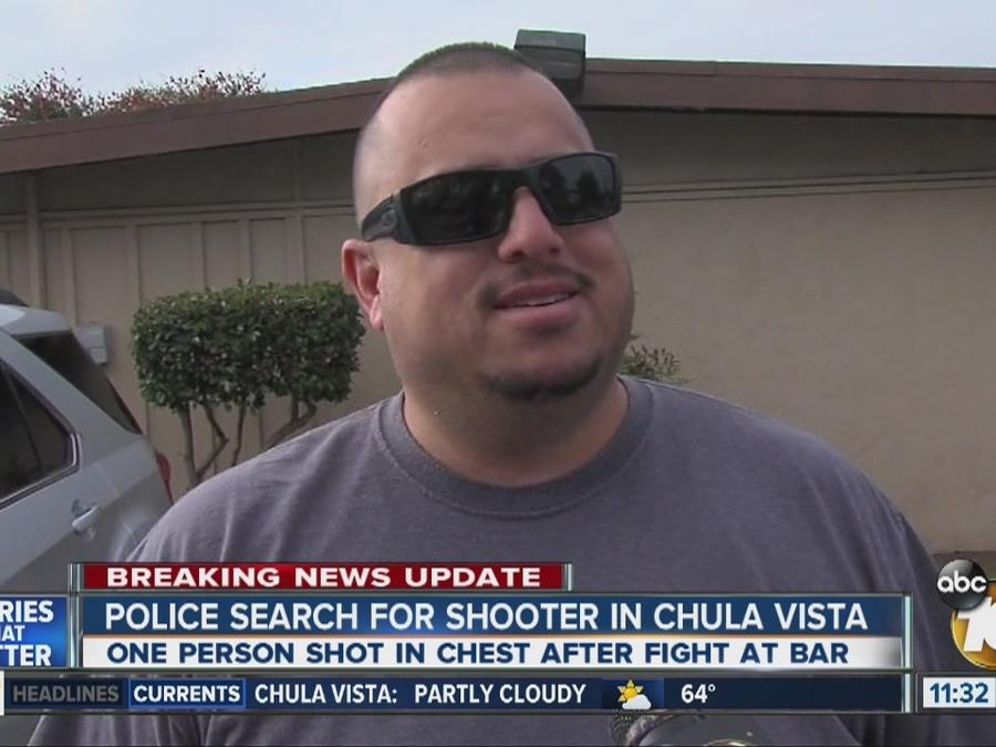 Police search for shooter in Chula Vista