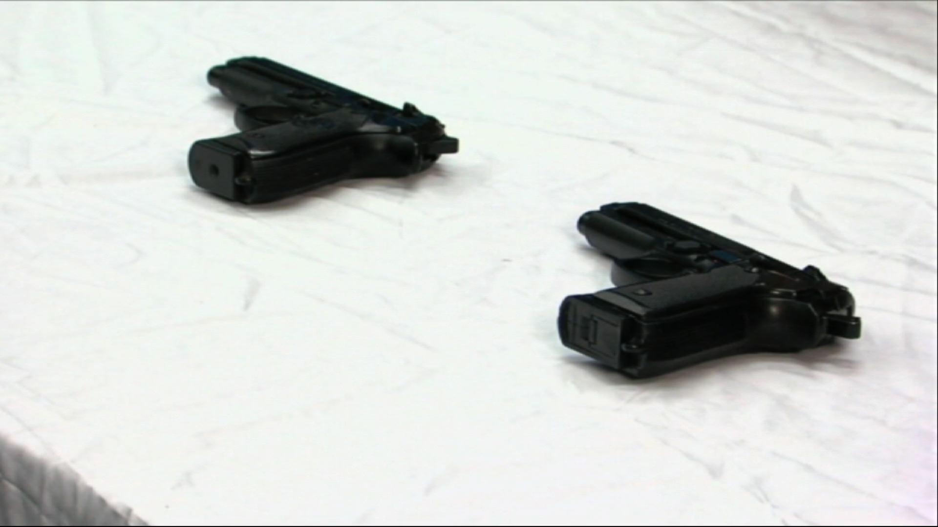 Teen's 'Fake' Gun Eyed in Md. Police Shooting
