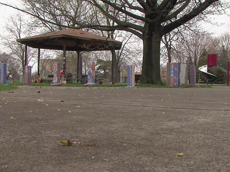 Gazebo where Tamir Rice died to be taken down