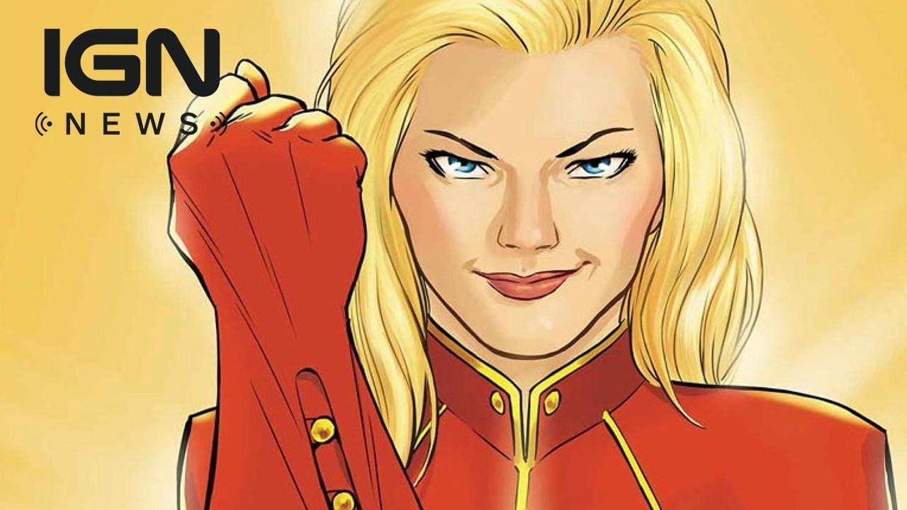 Captain Marvel Will Appear in Avengers: Infinity War
