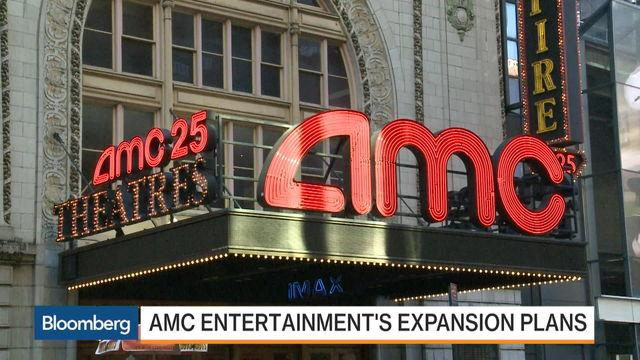 AMC CEO: We See Record Box Office Sales in 2017 and 2018