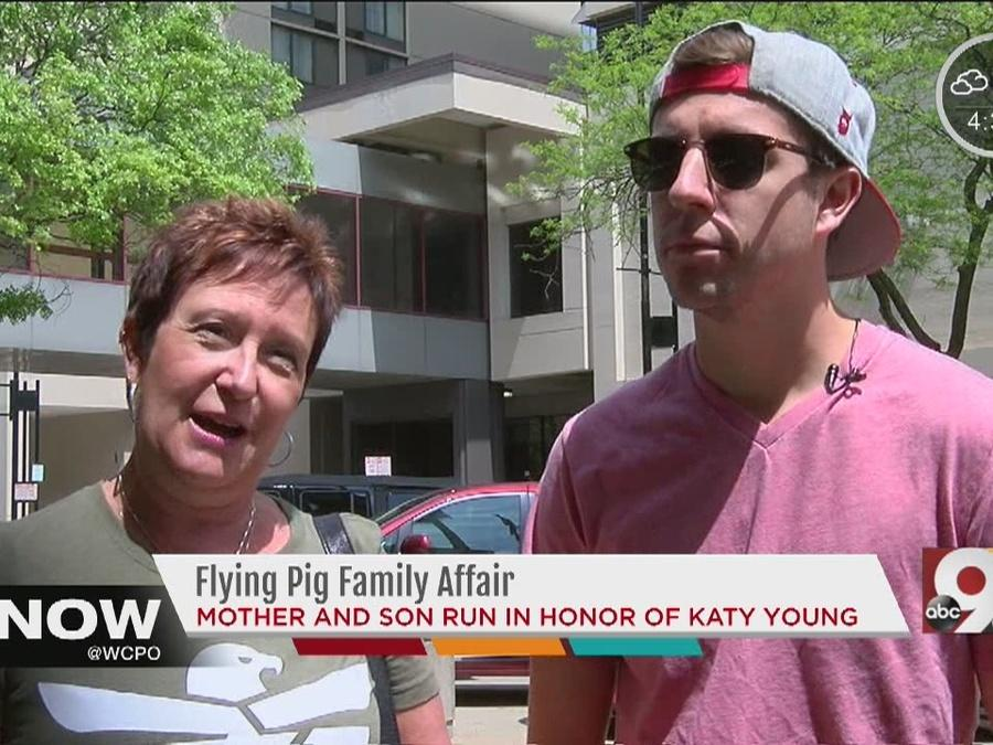 The Flying Pig is a family affair