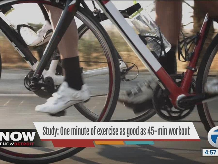 Interval training may be most effective workout