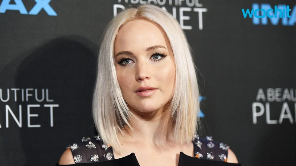 Jennifer Lawrence Hasn't Had A Man In A While Now