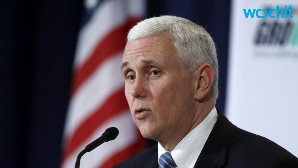 Gov. Mike Pence Endorses Ted Cruz