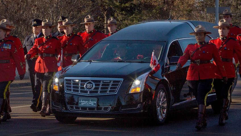 Mountie's death leads to suggested changes to bail in Alberta