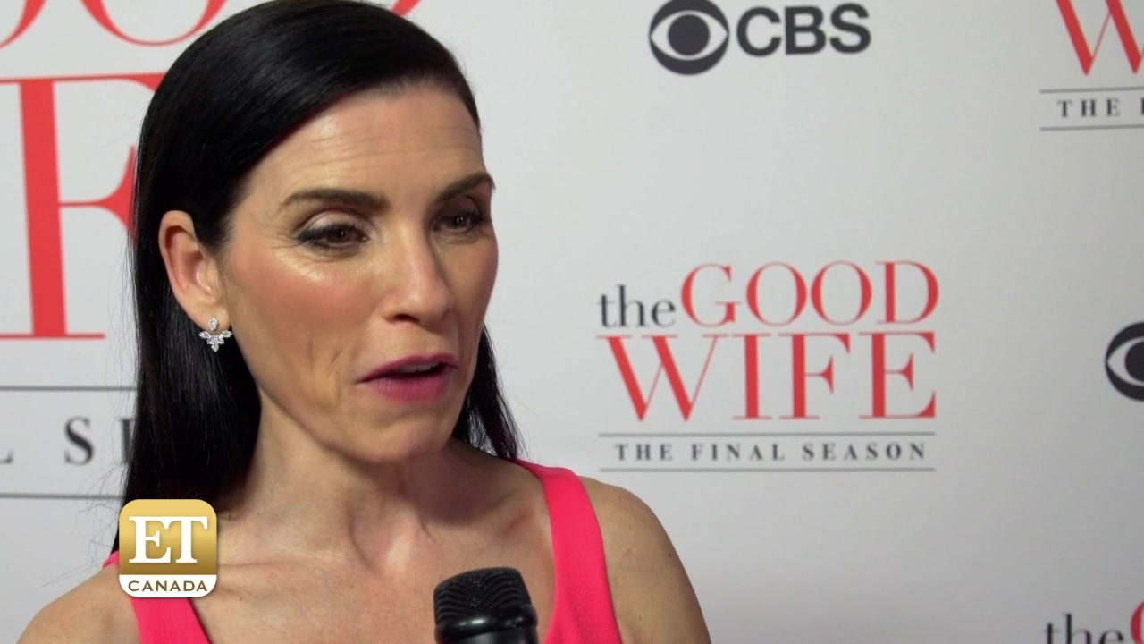 'The Good Wife' Finale Red Carpet