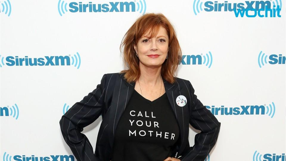 Susan Sarandon Reveals Why She's Not Supporting Hillary