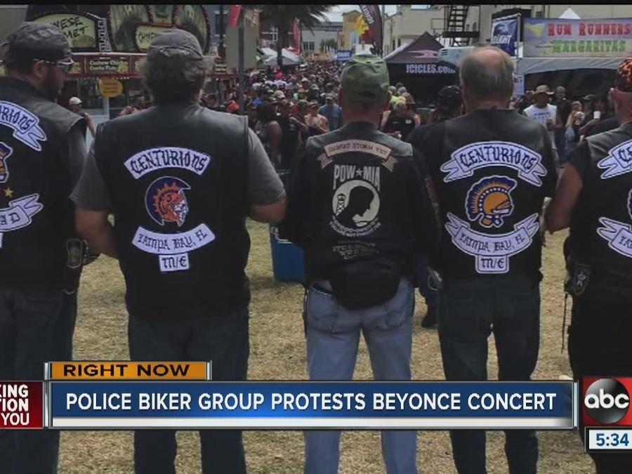 Protest planned outside Beyonce concert at Raymond James Stadium
