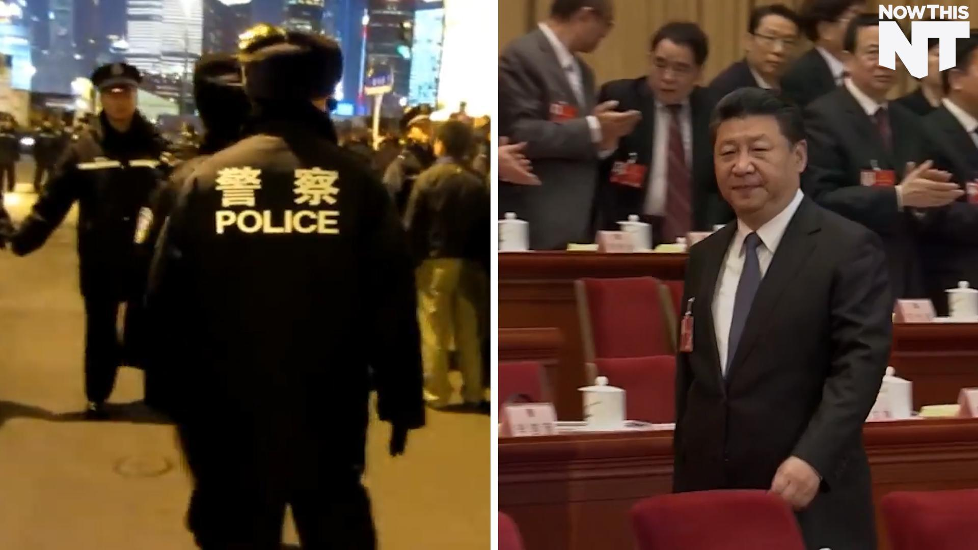 China Will Be Putting 7,000 Foreign Organizations Under Police Supervision
