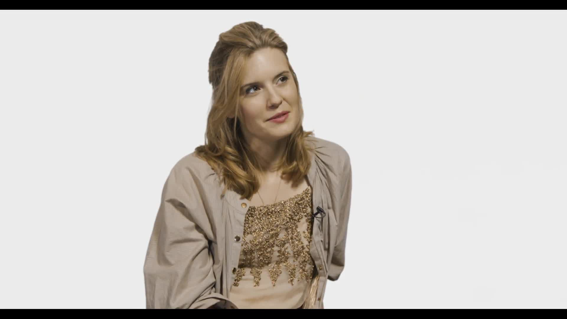 Maggie Grace Finds the Meaning of True Love in Sonnet 116