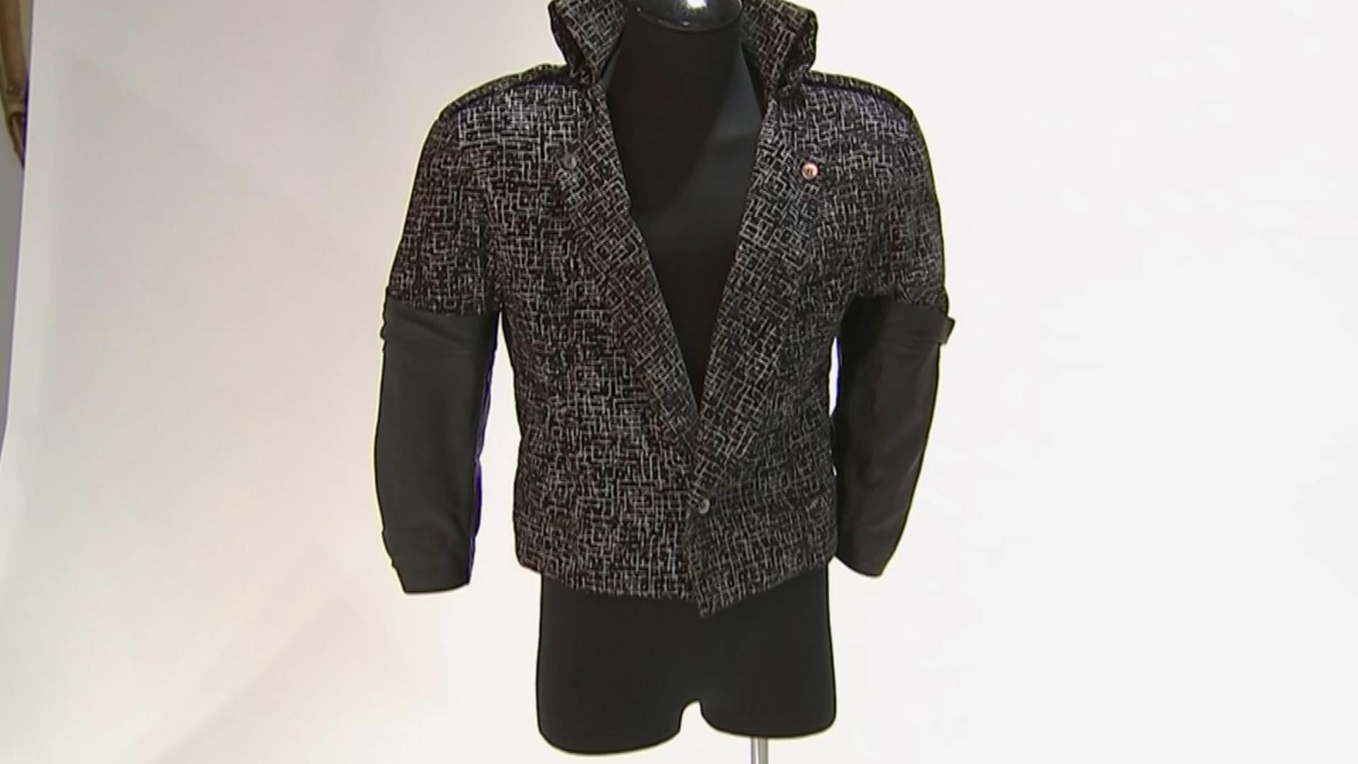 Prince's Jacket Up for Auction