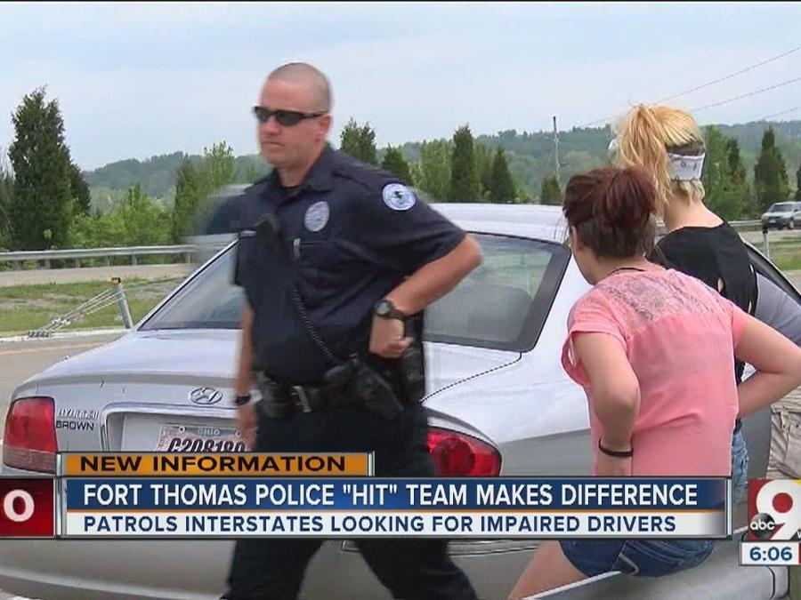 Police H.I.T. squad patrols for heroin on Northern Ky. highways