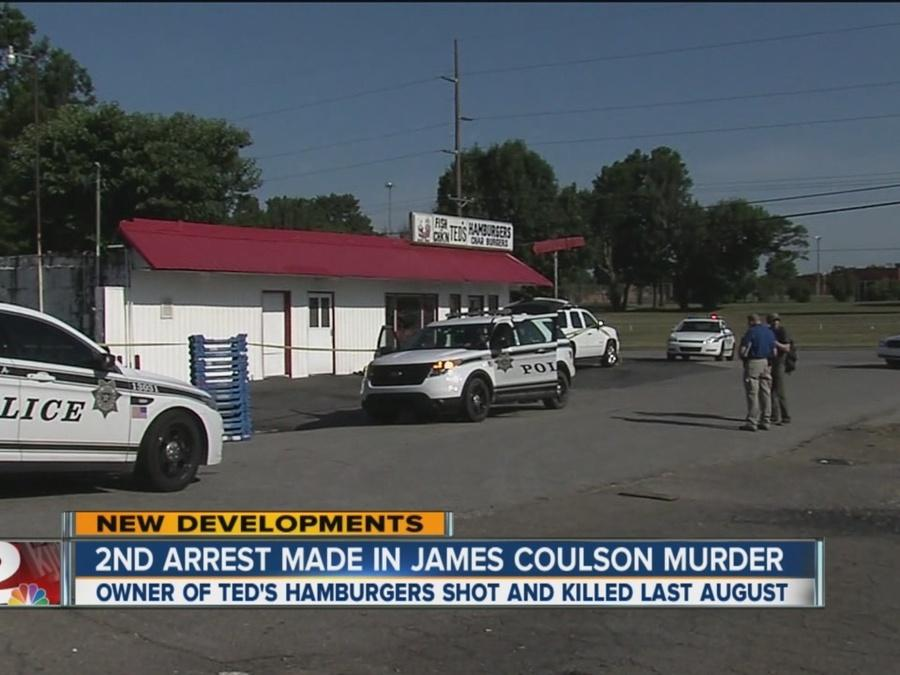 Second Arrest Made In James Coulson Murder