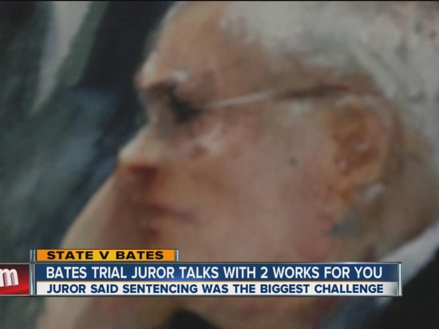 Bates Trial Juror Talks With 2Works For You