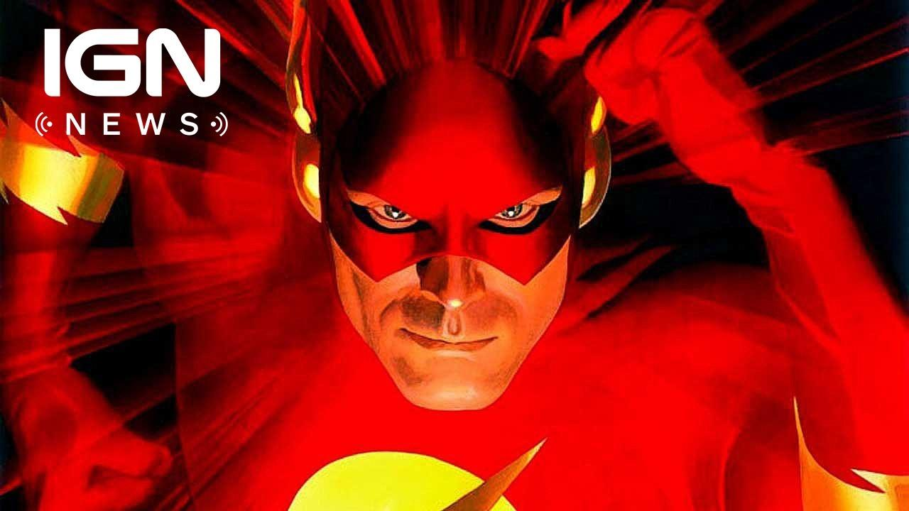 The Flash Movie Director Seth Grahame-Smith Leaves Over 'Creative Differences' - IGN News