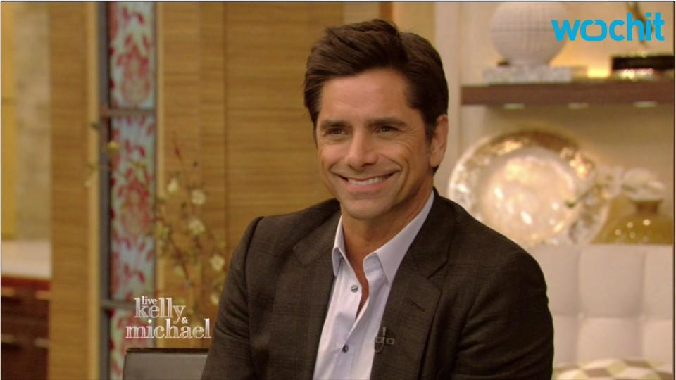 """John Stamos Tells the Truth About His Signature Sex Move and Whether He's Really """"Happily Dating"""""""