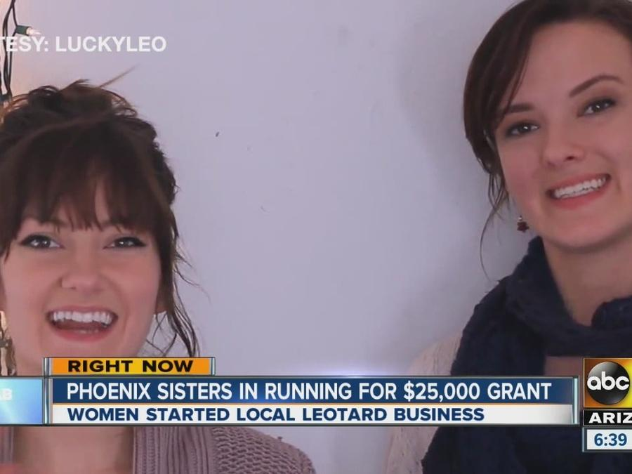 Phoenix sisters in running for $25k grant