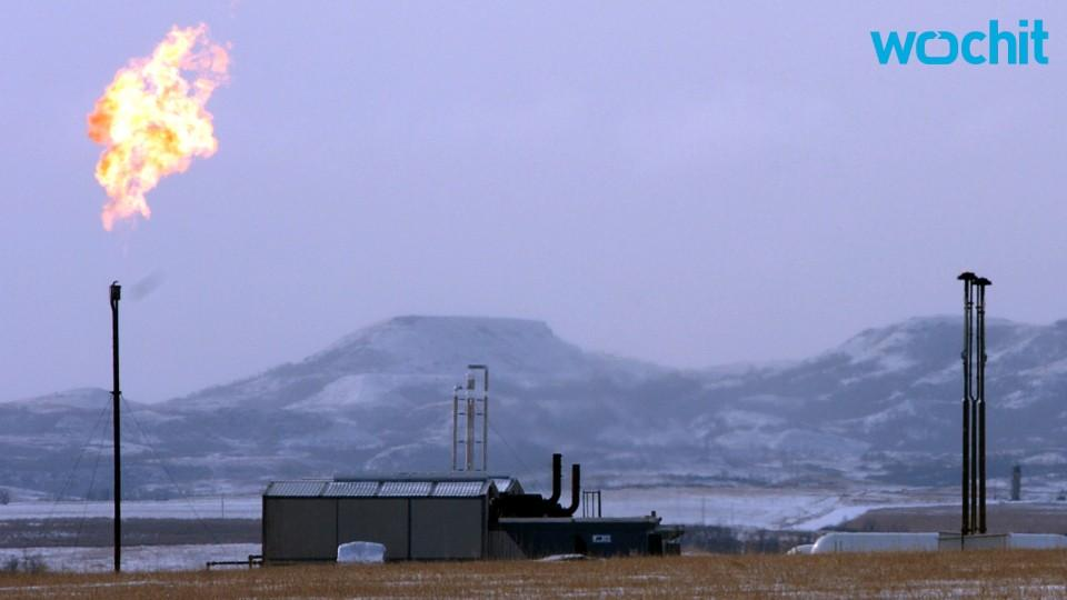 Bakken Oil Field Main Source Of Uptick In Pollution