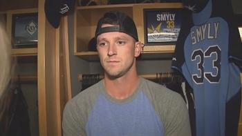 Drew Smyly: I thought I made a lot of good pitches