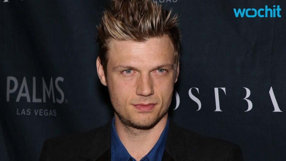 Nick Carter Shares His First Photo of Baby Son Odin