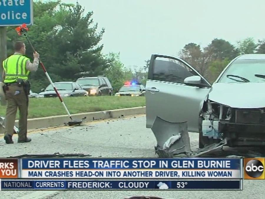1 dead in multi-vehicle crash in Glen Burnie