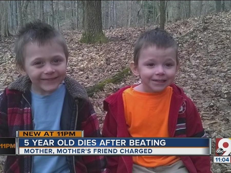 Aunt speaks out on boy's death