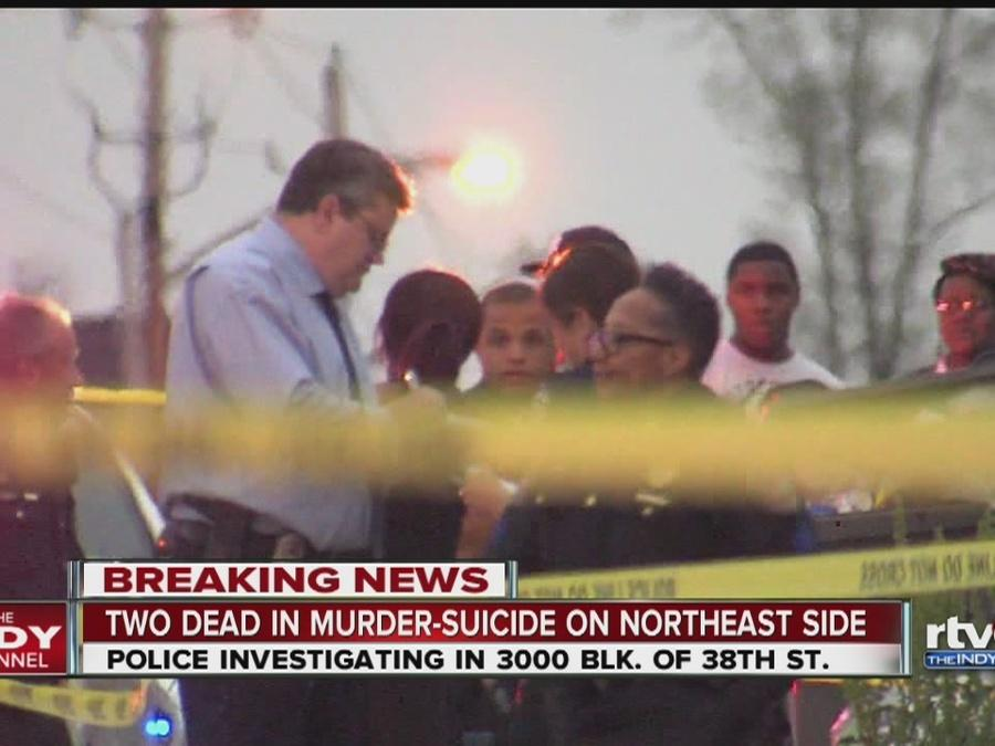 Two dead in murder-suicide on northeast side