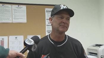 Don Mattingly explains decision to pull Adam Conley