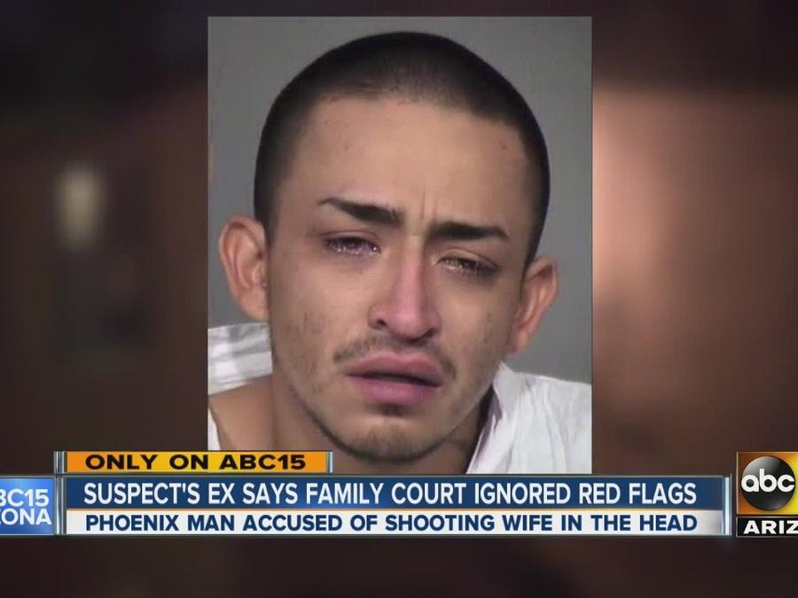 Phoenix man accused of shooting wife in head