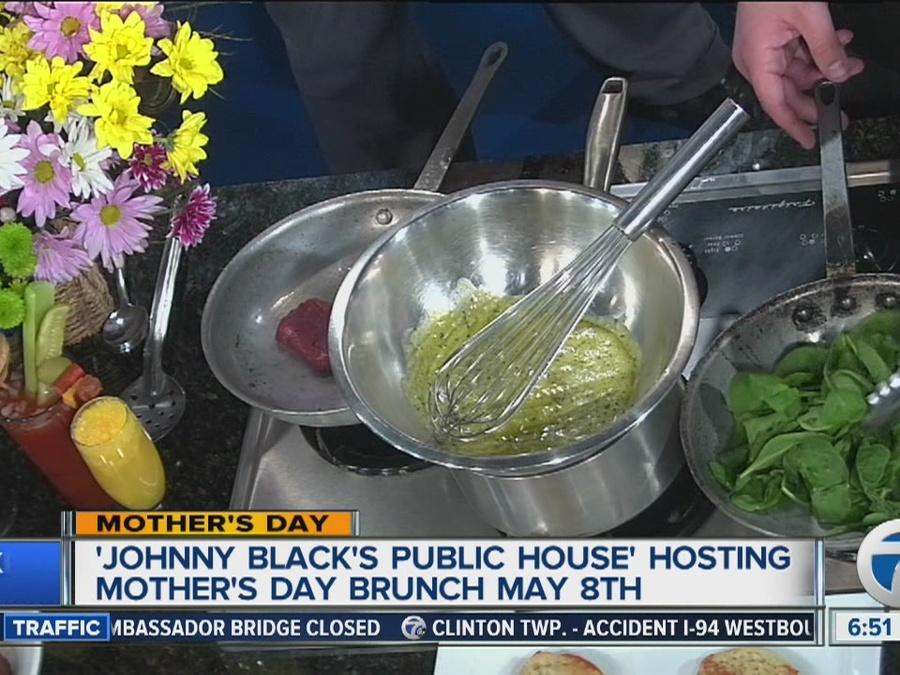 Mother's Day Brunch at Johnny Black's Public House
