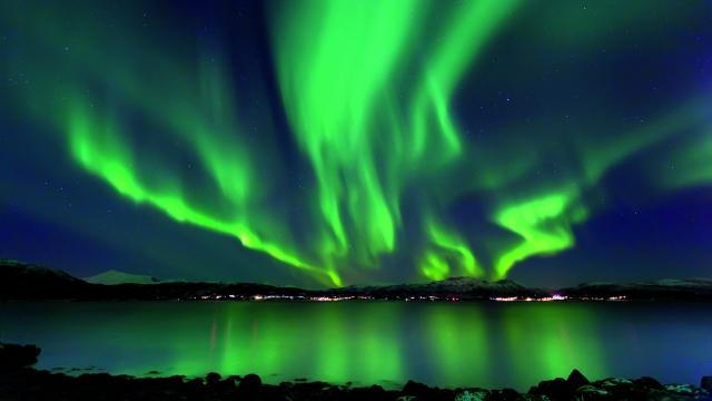 The Northern US Might See a Rare Aurora Borealis