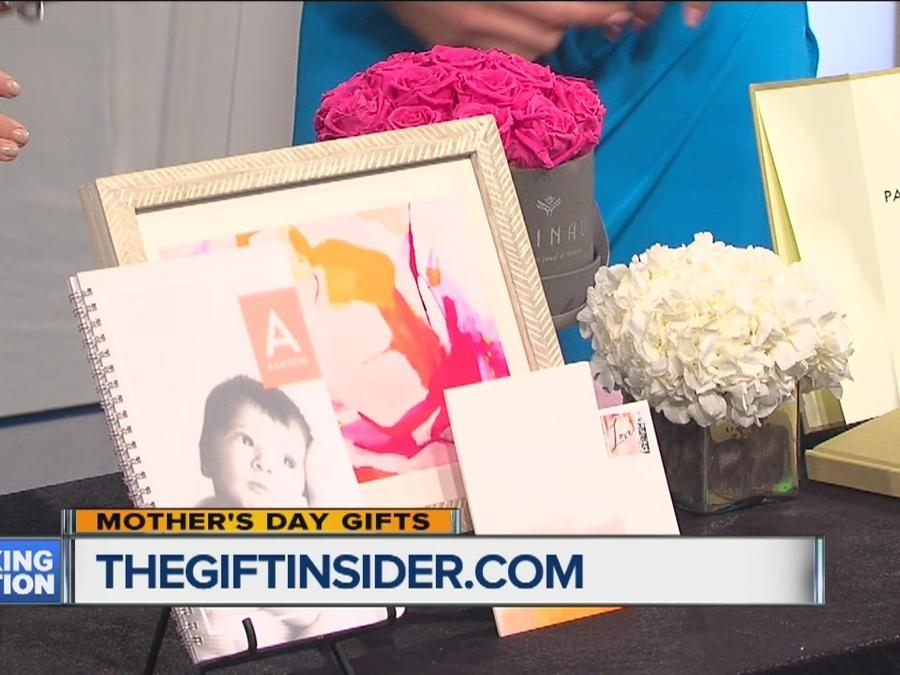 Mother's Day gifts from The Gift Insider
