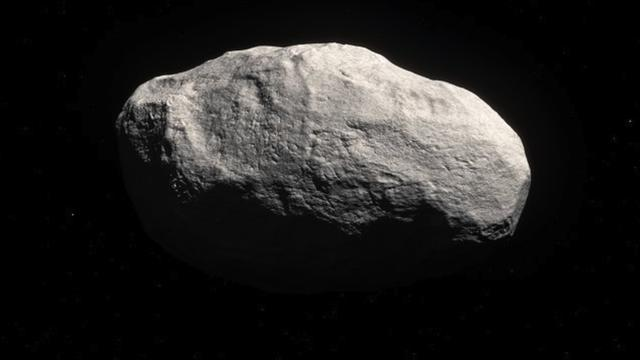 Mysterious Tailless Comet Linked To Time Of Earth's Formation