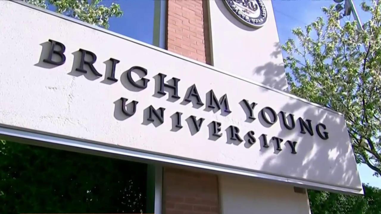 BYU student says school is punishing her for reporting rape