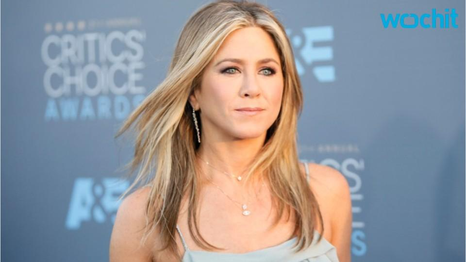 Jennifer Aniston Reveals the Baddest Thing She Did as a Kid