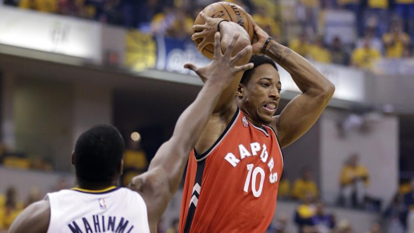 'It means everything' for Raptors to advance: DeMar DeRozan