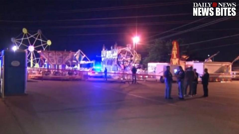 Teen Girl Dies, Another Girl Injured On The Sizzler Carnival Ride In Texas