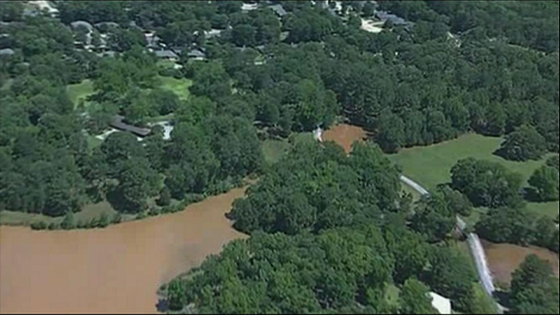 Raw: Deadly Flooding in East Texas
