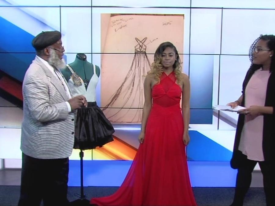 TMP Interview Prom Dress maker