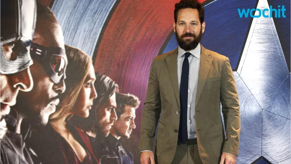 Paul Rudd Felt Up Winter Soldier On The Captain America: Civil War Set