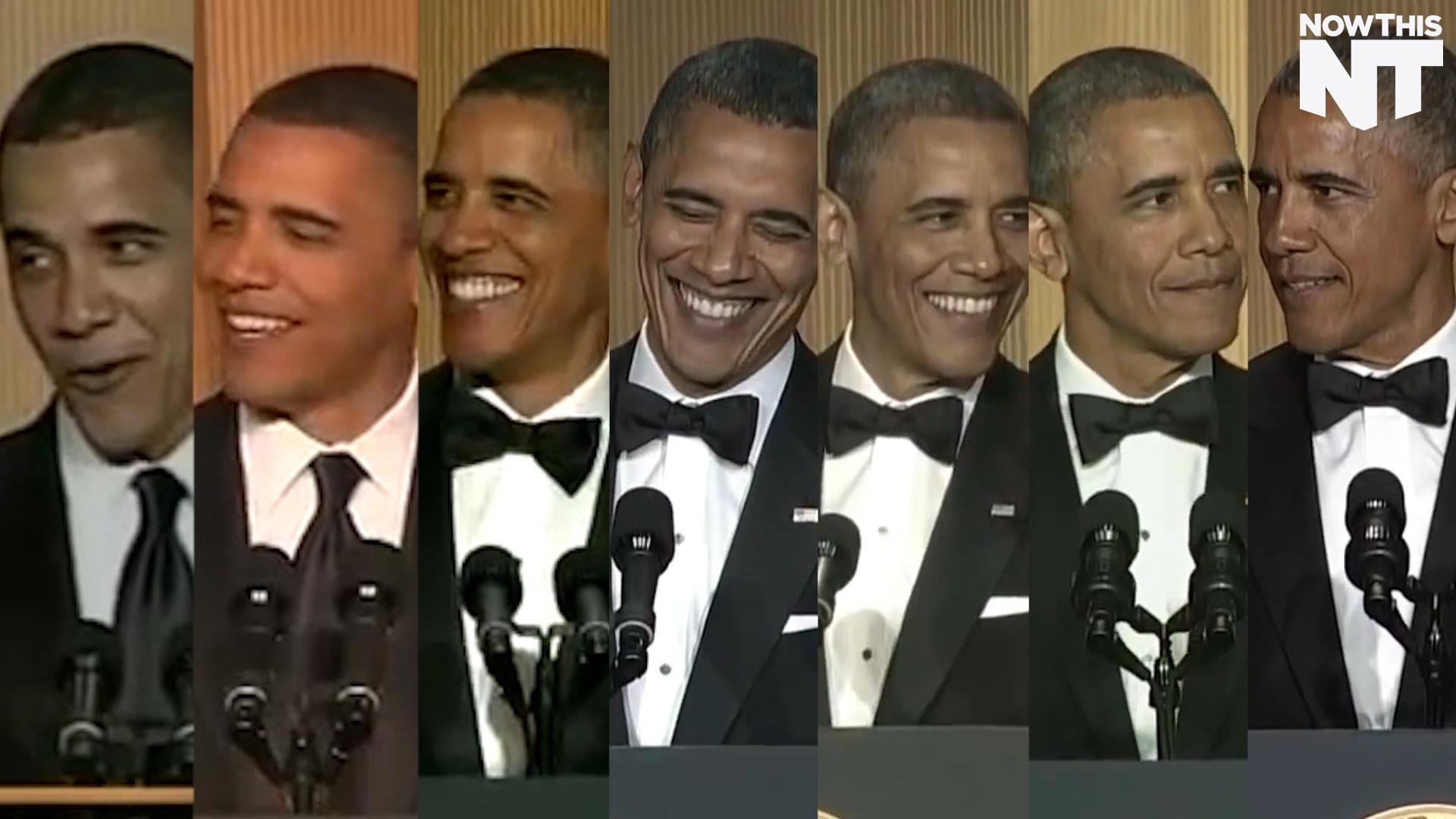 Here Are President Obama's Best Jokes From 7 Years Of White House Correspondents' Dinners