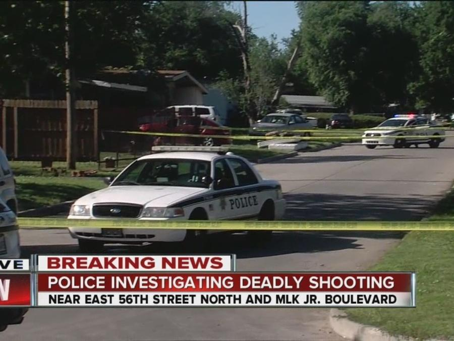 One dead after shooting in north Tulsa Saturday