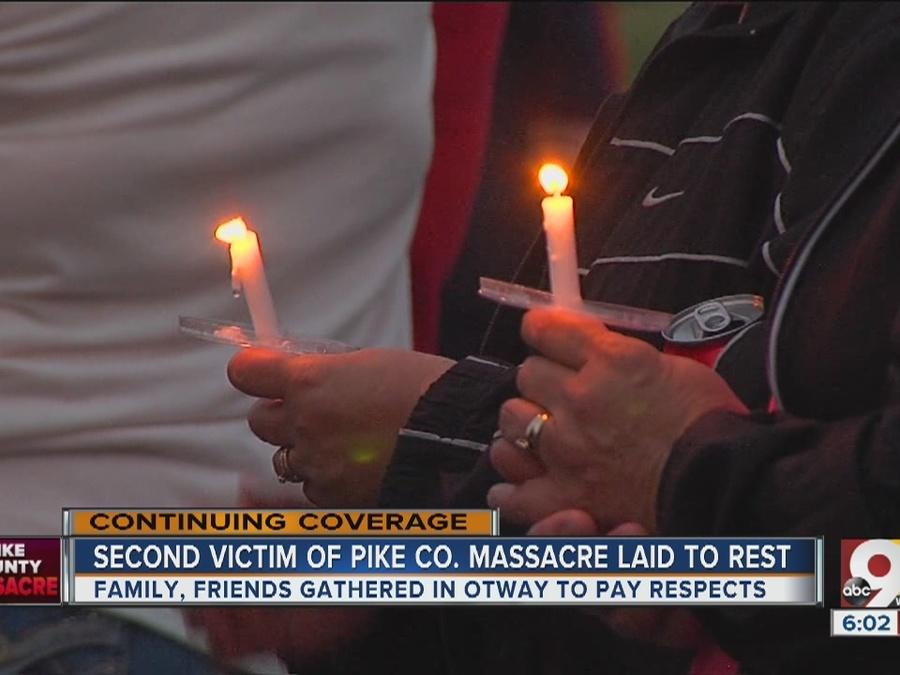 Second victim of Pike County massacre laid to rest