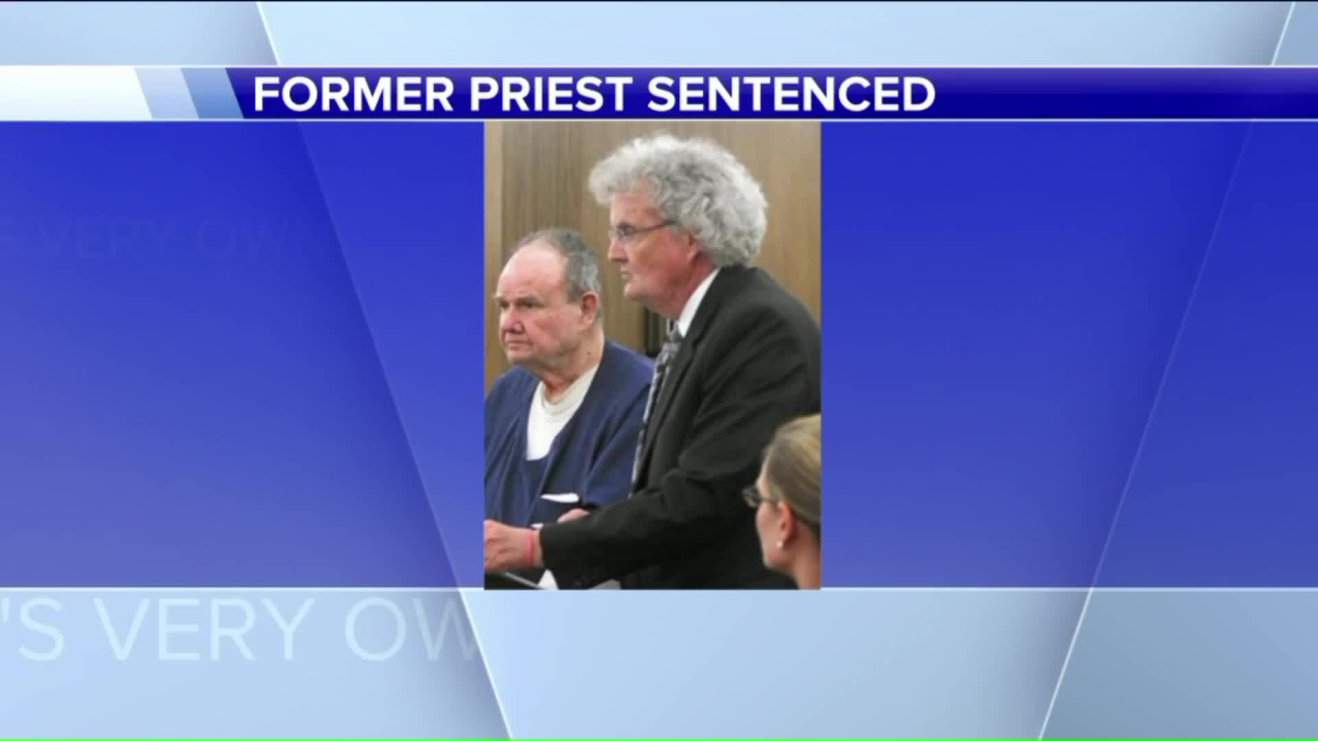 Former Priest Sentenced To Another Term Behind Bars For Child Sex Crimes