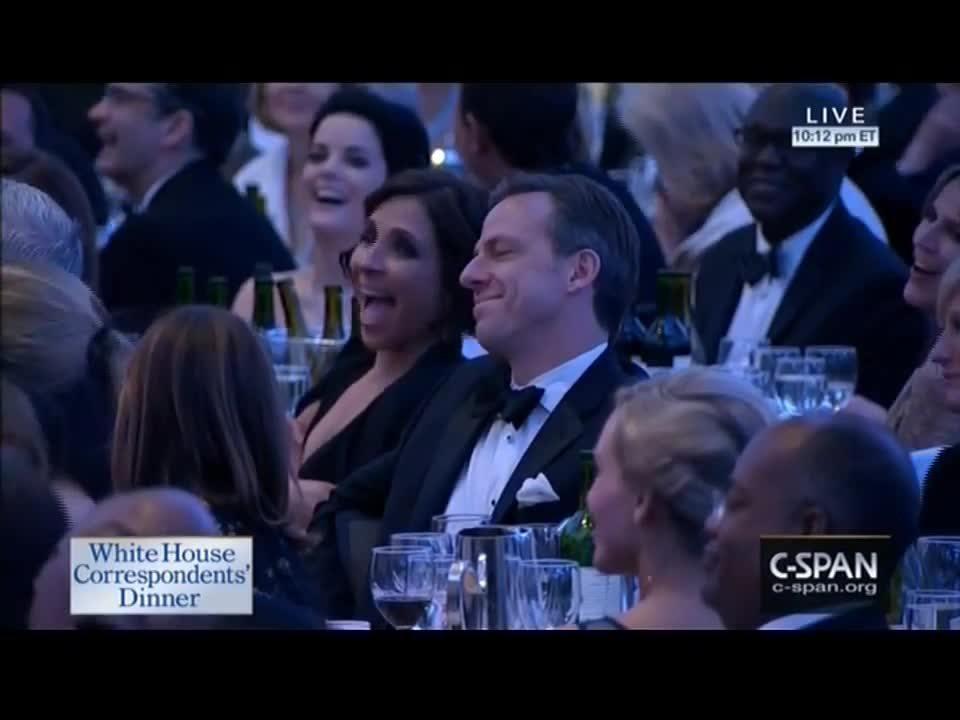 Obama Makes Ruthless Jake Tapper Joke At The WHCD