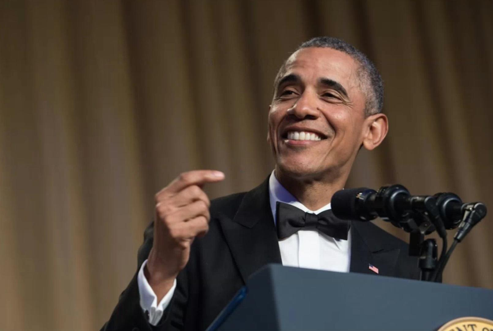 Obama's last correspondents' dinner speech, in 3 minutes