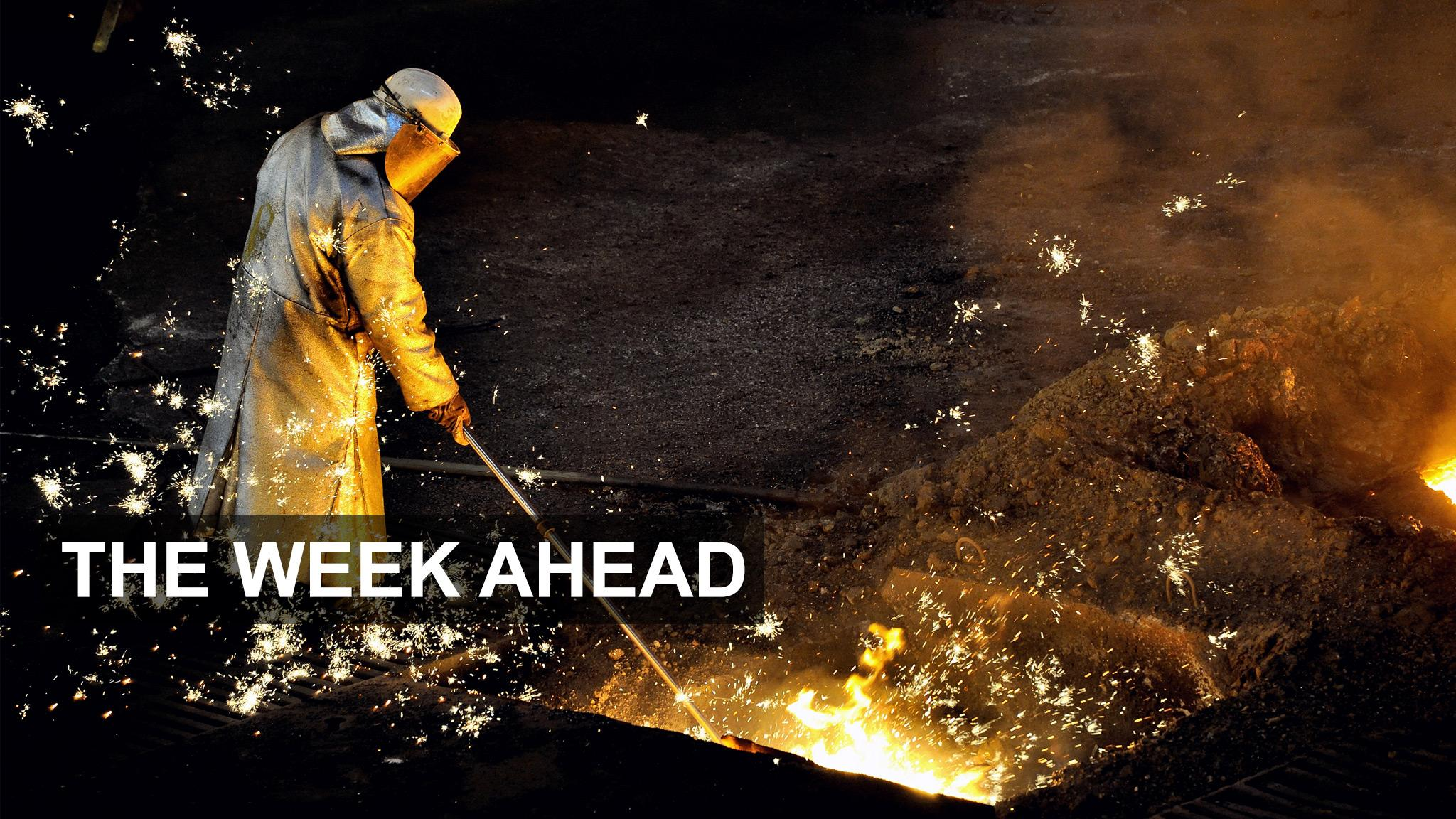 Week Ahead — ArcelorMittal results, Indiana primary