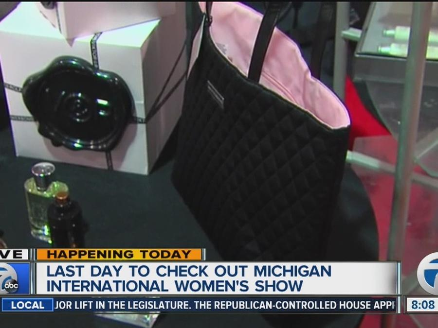 Find the perfect Mother's Day gift at the Michigan International Women's Show