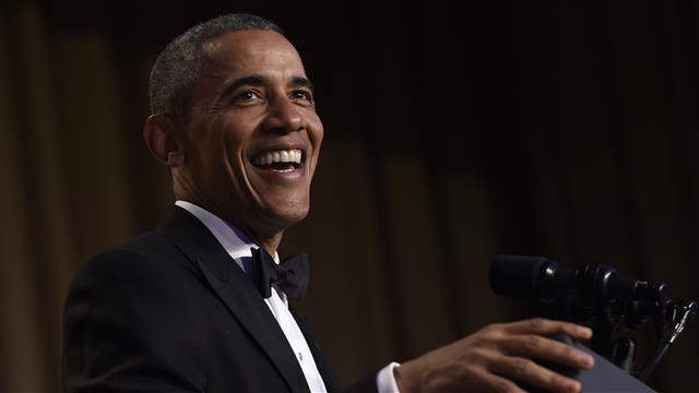 White House Correspondents' Dinner: Highlights from President Obamas Speech
